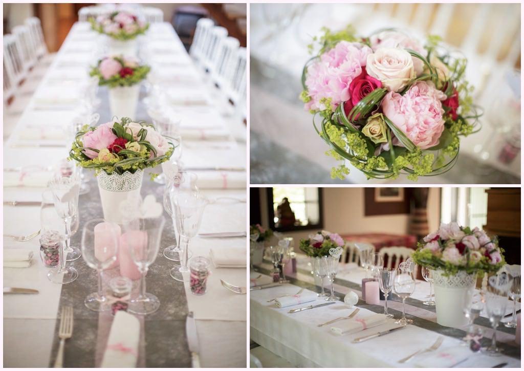 photographe mariage grenoble décoration mariage romantique
