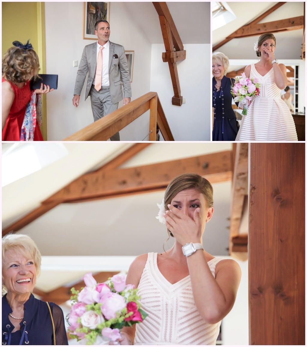 premier regard des mariés photographe mariage grenoble p