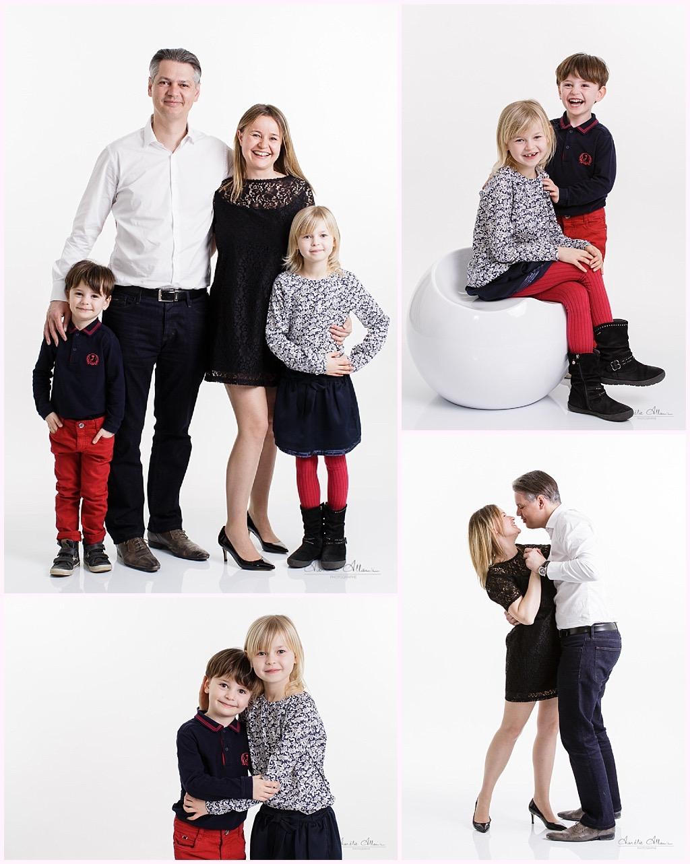 photo famille deux enfants séance photo studio photographe famille grenoble studio pontcharra