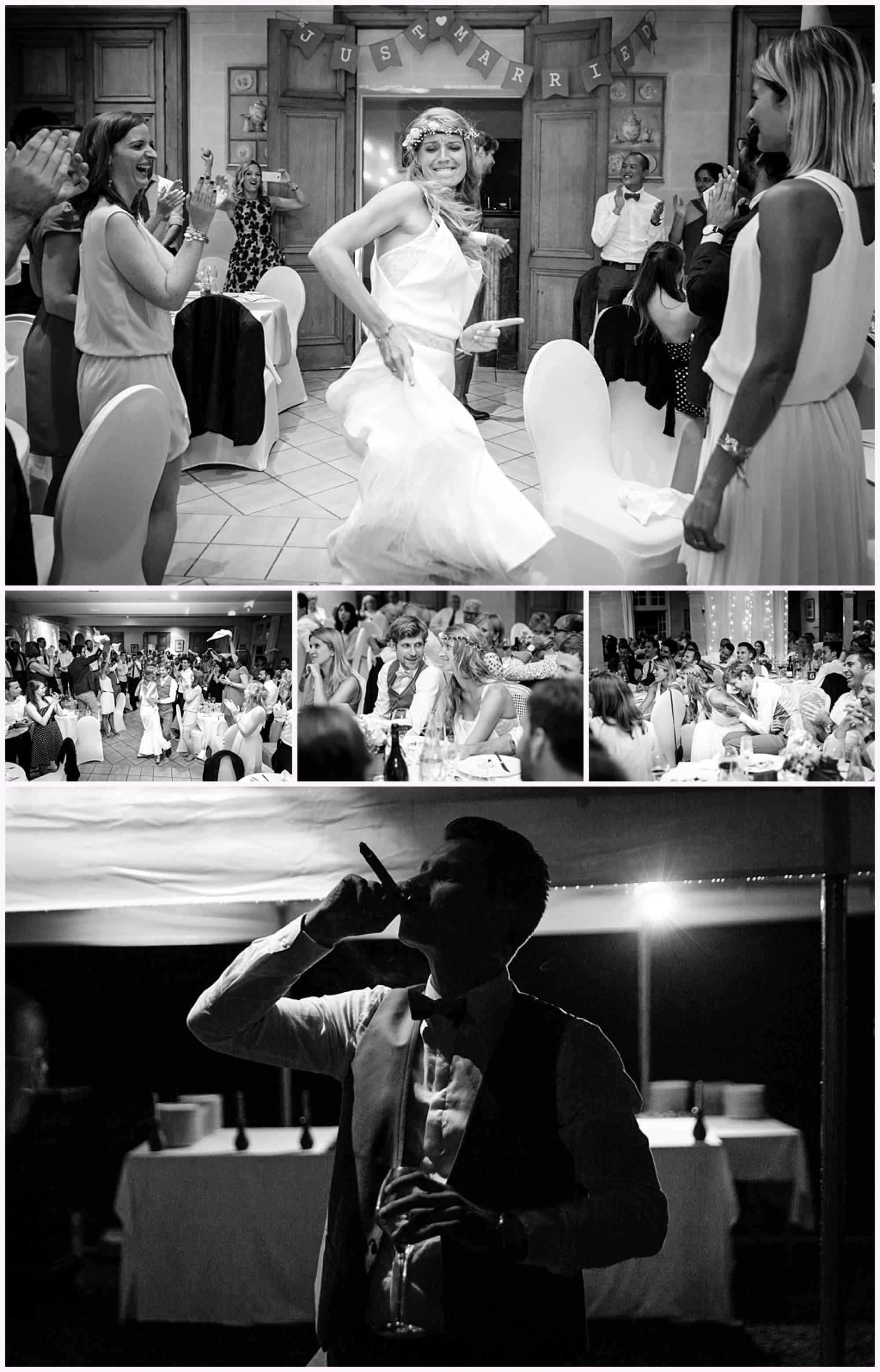 soirée mariage château de candie photographe mariage chambery
