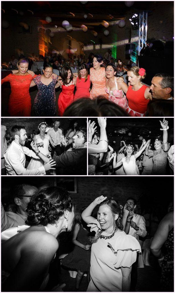 photographe mariage pierres dorées villefranche domaine albert soirée première danse