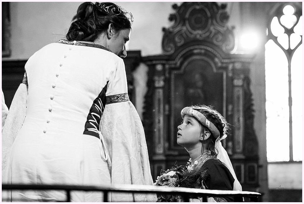 mariage en costume photographe mariage medieval nozeroy photographe aurelie allanic