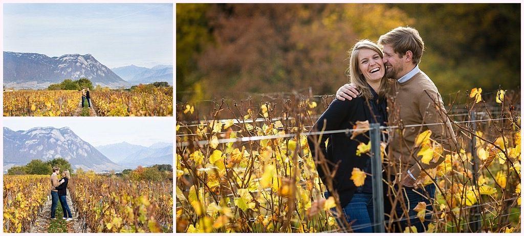 photos de couple dans les vignes aurelie allanic chambery