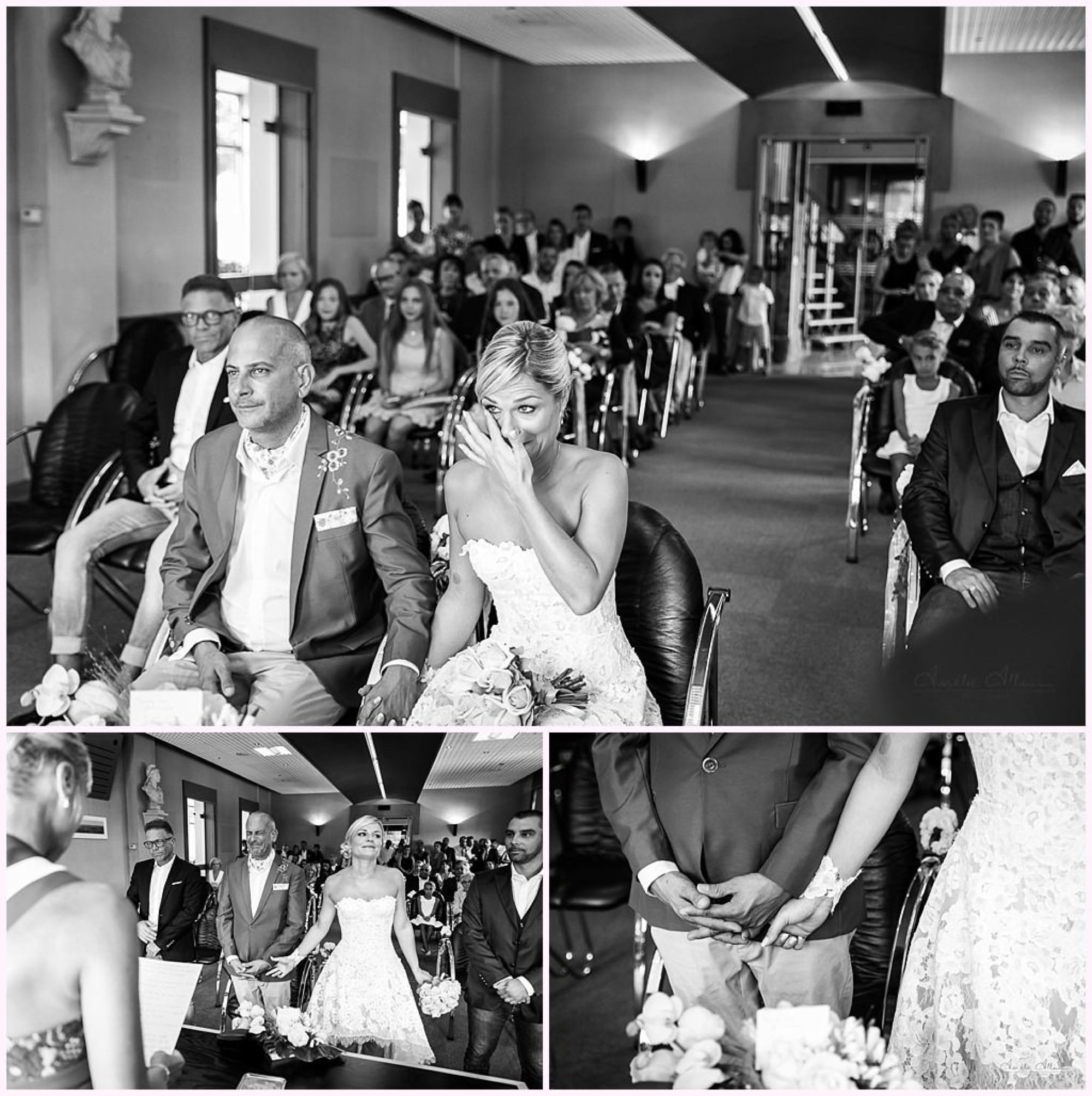 mariage émotion cérémonie mairie mâcon