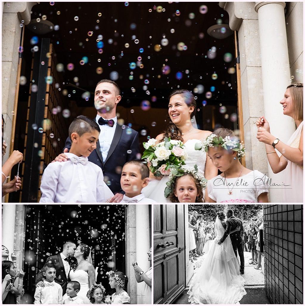 photo mariage uriage