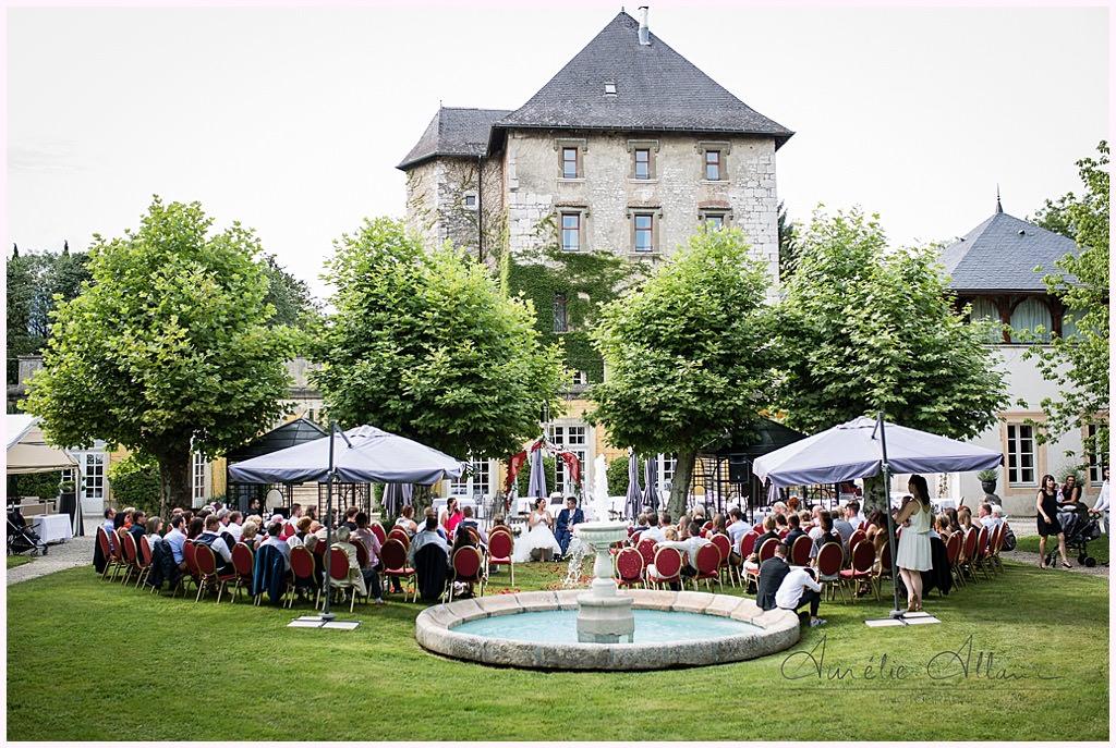 photographe-mariage-chateau-de-candie-chambery cérémonie laïque